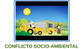 CONFLICTO SOCIO-AMBINTAL