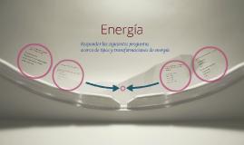 Energía. Clase 2