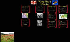 World War 1 Overview