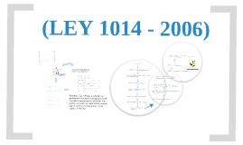 LEY 1014 DEL 2006 EBOOK DOWNLOAD