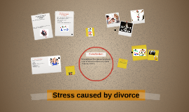 Stress caused by divorce