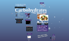 Carbohydrates (4)