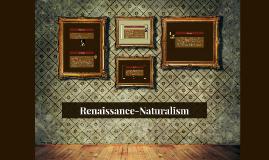 Renaissance-Naturalism