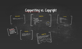 Copywriting vs. Copyright