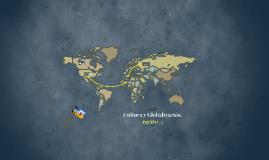 Cultura y Globalización.