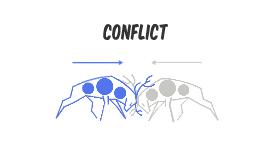 conflict deer template