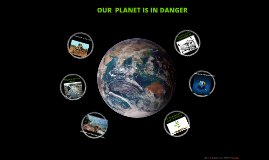 Copy of OUR  PLANET IS IN DANGER