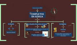 Copy of Copy of CONFLICTOS EN ÁFRICA