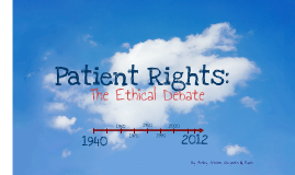 Death: the ethical debate