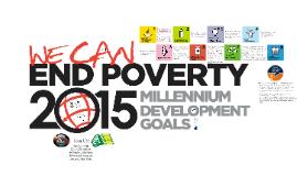 Millennium Goals 2015 - Global Teenager Project