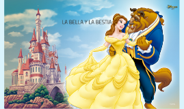 Copy of La bella y la bestia