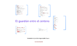 Copy of El guardián entre el centeno
