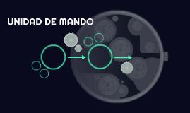 UNIDAD DE MANDO