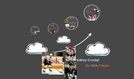 Sidney Crosby!