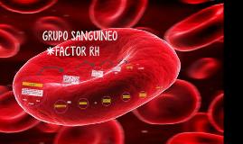 GRUPO SANGUINEO RH