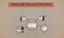 Classcraft Character Overview