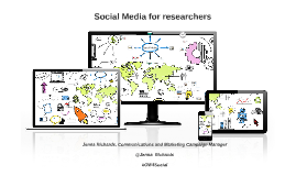 Social media for research communications - GW4