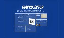 Diaprojector