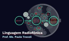 Linguagem Radiofônica