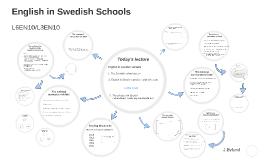 English in Swedish Schools