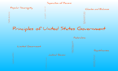 Principles of United States Government