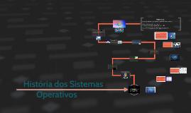 História dos Sistemas
