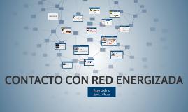 CONTACTO CON RED ENERGIZADA