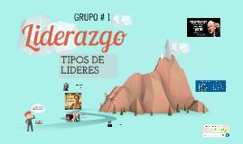 Liderazgo GRUPO #1