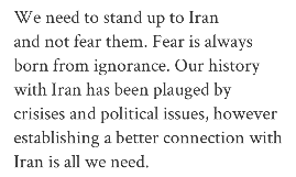 Iran and the Atom