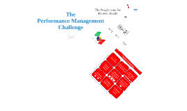 The Performance Management Challenge