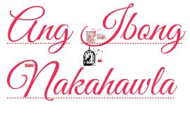 Ang Ibong Nakahawla