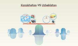 Kazakhstan VS India