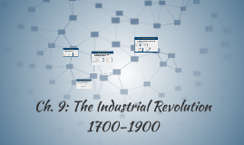 Ch. 9 The Industrial Revolution