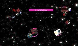 La Terra, un planeta T 1 del Sistema Solar