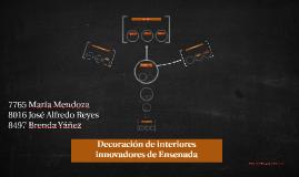 Decoración de interiores innovadores de Ensenada