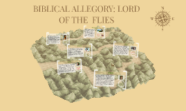 Copy of ALLEGORY: LORD OF THE FLIES
