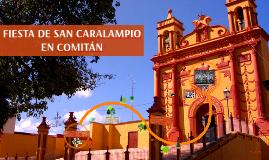 Fiesta de San Caralampio