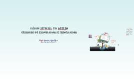 Copy of CLÍNICA iNTEGRAL DEL aDULTO