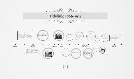Tidslinje 1866-1914