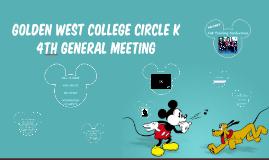 GWC CKI 4th General Meeting