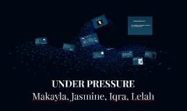 Copy of Under Pressure