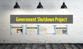 Government Shutdown Project