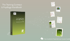 The Training Contract & Pupillage Handbook