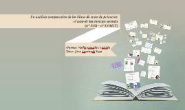 Un análisis comparativo de los libros de texo de primaria: e