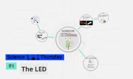 Science Thursday ep3(LED)