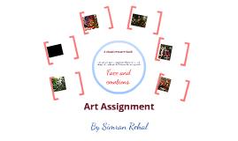 Art Essay
