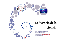 La historia de la ciencia
