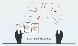 SINTESIS Y SINOPSIS