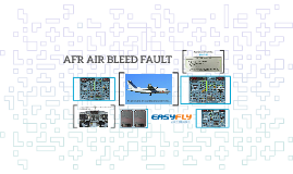 AFR AIR BLEED FAULT