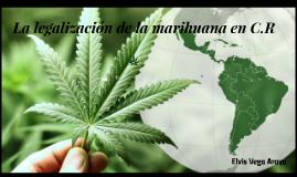 La legalización de la marihuana en C.R